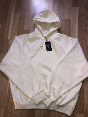 Karl Kani Capuchon sweater wit