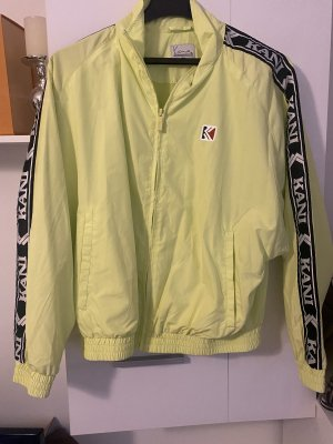 Karl Kani Veste chemise jaune primevère