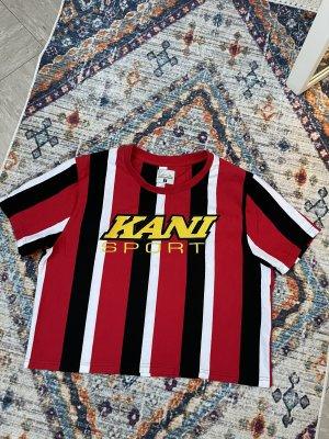 Karl Kani T-Shirt Sport gestreift neu