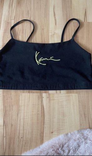 Karl Kani Crop-top noir