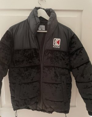 Karl Kani Down Jacket black