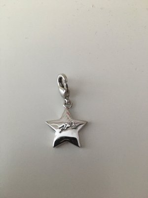 Karl Lagerfeld Charm silver-colored