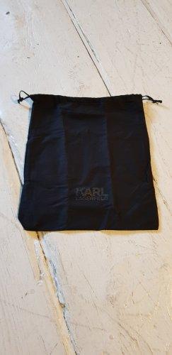 Karl Lagerfeld Bolso tipo marsupio negro