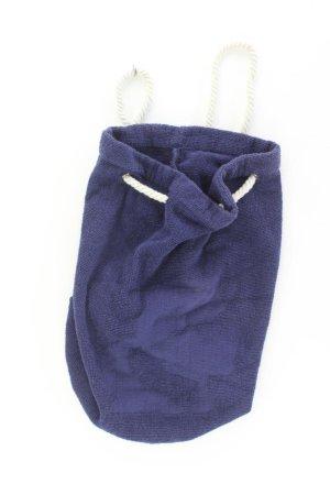 Karl Lagerfeld Beuteltasche blau aus Baumwolle