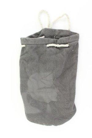 Karl Lagerfeld Beuteltasche grau aus Baumwolle