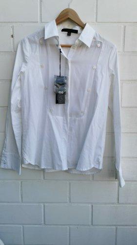 Karl Lagerfeld Long Sleeve Blouse white