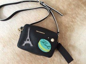 Karl Lagerfeld Camerabag Black