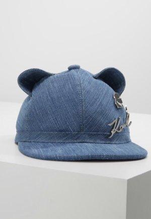 Karl Lagerfeld Chapeau de soleil bleuet jean