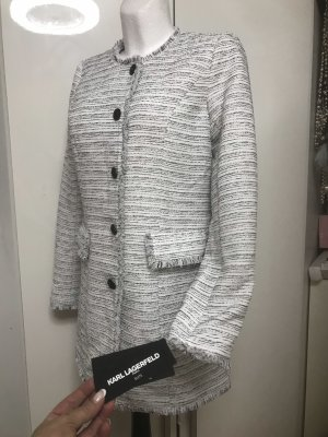 Karl Lagerfeld Damen Mantel Jacke Blazer 38