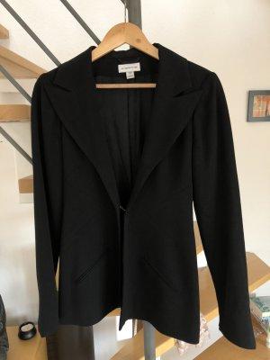 Karl Lagerfeld for H&M Klassischer Blazer black wool