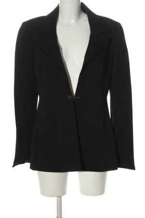Karl Lagerfeld for H&M Long Blazer black business style