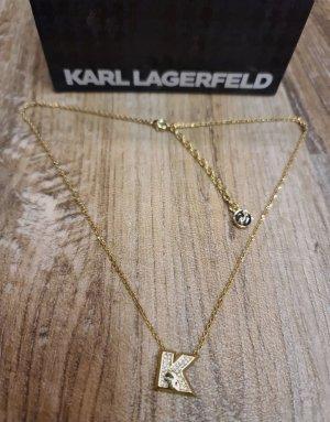 Karl Lagerfeld Halskette - goldfarben - w.Neu