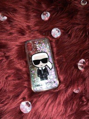 Karl Lagerfeld Handyhülle Iphone X