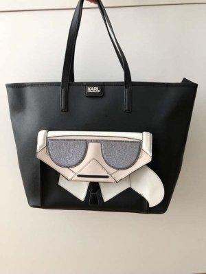 Karl Lagerfeld Ikonik schultertasche