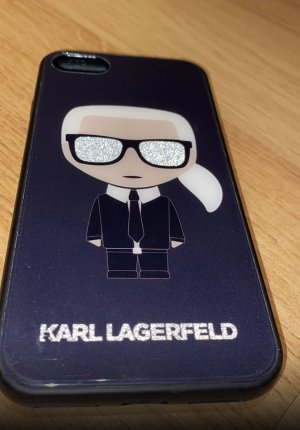 Karl Lagerfeld Key Chain black