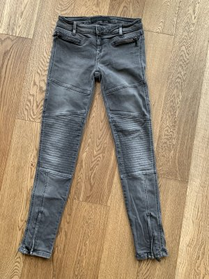 Karl Lagerfeld Jeans skinny grigio