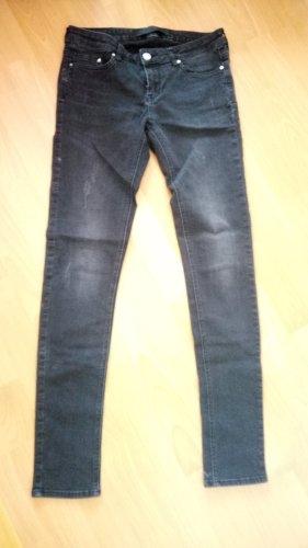 Karl Lagerfeld Jeans skinny nero