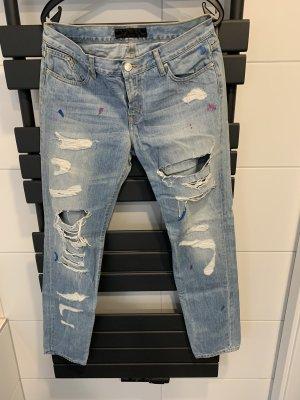 Karl Lagerfeld Boyfriend Jeans multicolored