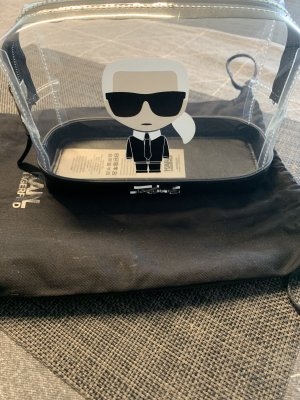Karl Lagerfeld Travel Bag white
