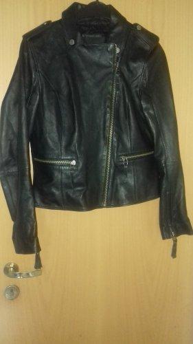 Karl Lagerfeld Leder Jacke Gr.40 neu NP 550 Euro