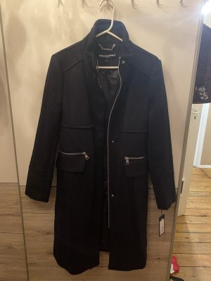 Karl Lagerfeld Military Jacket black