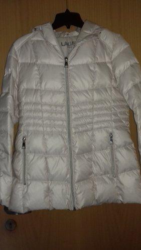 Karl Lagerfeld Down Coat natural white