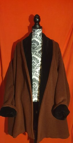 Karl Lagerfeld Chaqueta de invierno marrón