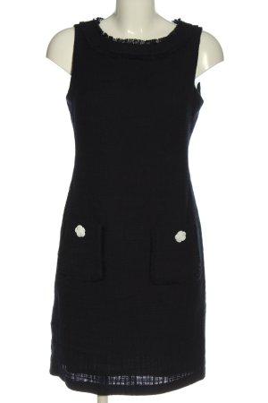 Karl Lagerfeld Minikleid blau Casual-Look