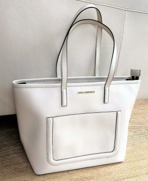 Karl Lagerfeld Shopper multicolored polyurethane