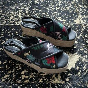 Karl Lagerfeld Platform Sandals multicolored