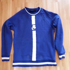Karl Lagerfeld Pull long bleu