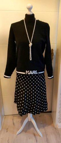 Karl Lagerfeld Pullover in M und Rundkragen