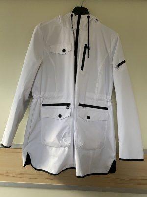 Karl Lagerfeld Impermeabile bianco-nero