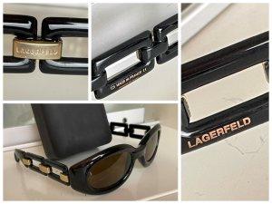 Karl Lagerfeld Gafas de sol ovaladas multicolor