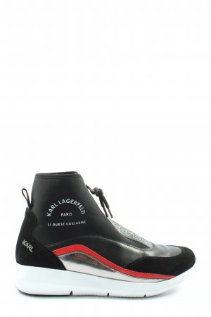 Karl Lagerfeld Schlüpfsneaker mehrfarbig Casual-Look