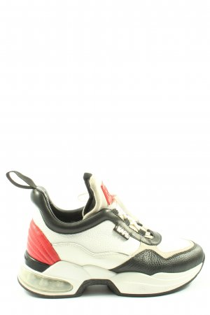 Karl Lagerfeld Lace-Up Sneaker multicolored casual look