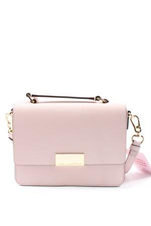 Karl Lagerfeld Shoulder Bag pink casual look