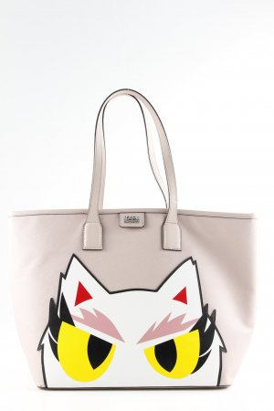 Karl Lagerfeld Shopper Motivdruck Casual-Look