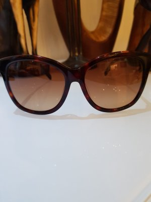 Karl Lagerfeld Angular Shaped Sunglasses dark brown