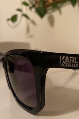 Karl Lagerfeld Butterfly Glasses black