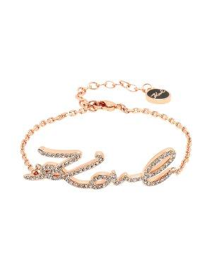 Karl Lagerfeld Bracelet or rose-bronze