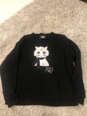Karl Lagerfeld Sweatshirt zwart