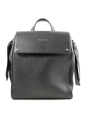 "Karl Lagerfeld Tagesrucksack ""K/Ikon Backpack"" schwarz"