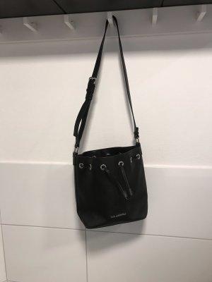 Karl Lagerfeld Pouch Bag black
