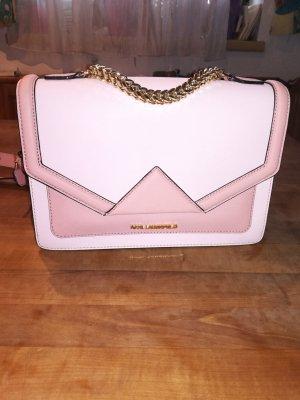 Karl Lagerfeld Tasche in rosa, sogut wie NEU!