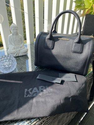 Karl Lagerfeld Tasche Klassik Bowling