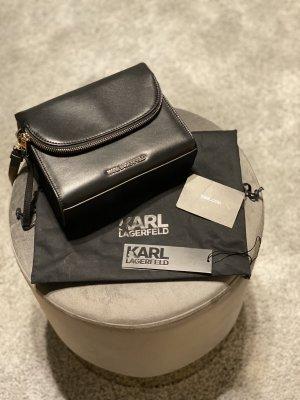 Karl Lagerfeld Tasche schwarz neuwertig