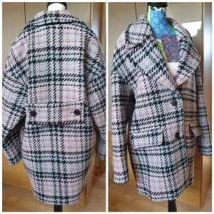 Karl Lagerfeld Oversized Coat multicolored
