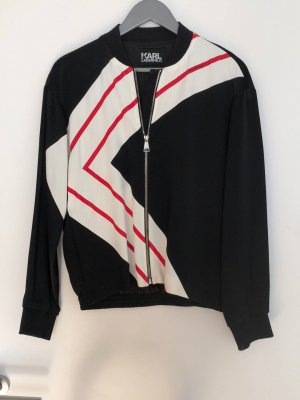 Karl Lagerfeld Blouse Jacket multicolored