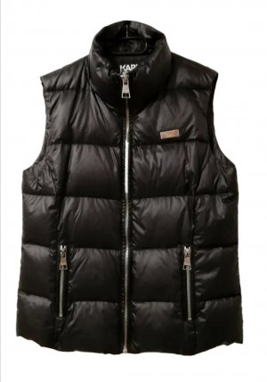 Karl Lagerfeld Down Vest black